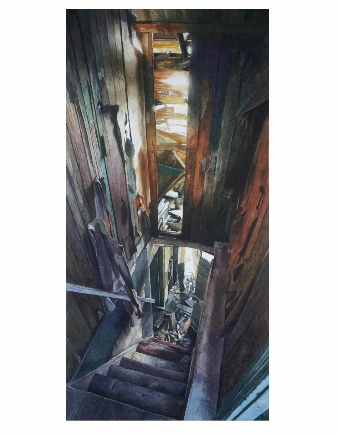 Abandoned House Image