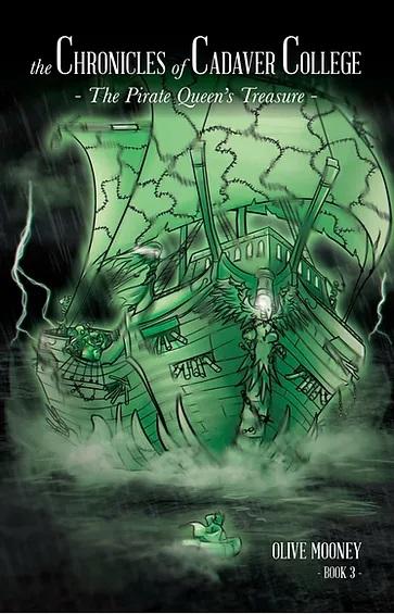 THE PIRATE QUEEN'S TREASURE Image