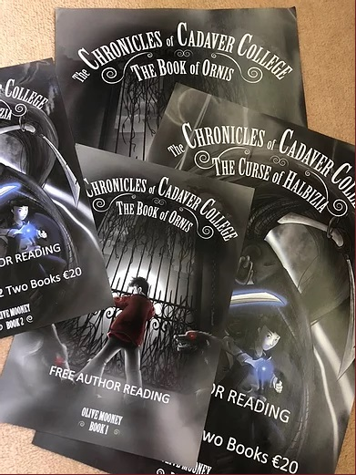 The Chronicles of Cadaver College - Poster Set Image