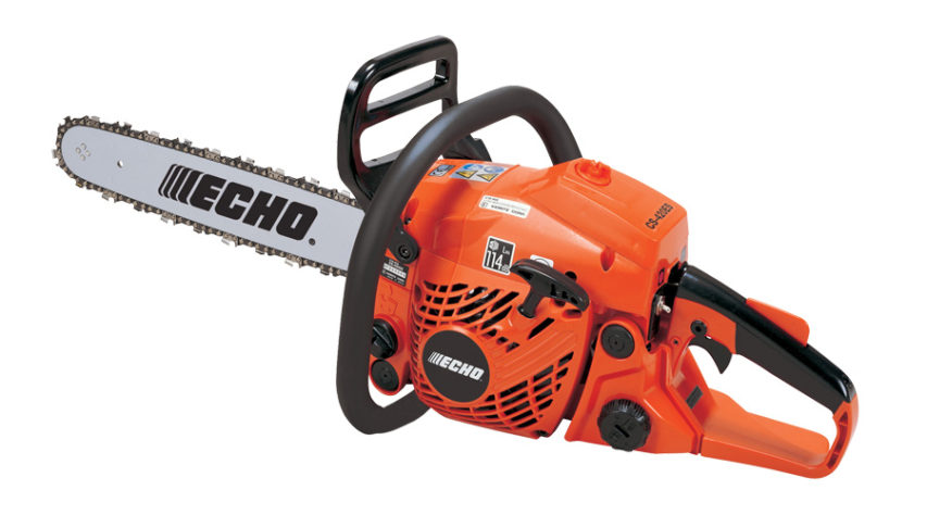 "Echo CS-420ES 15"" Petrol Chainsaw Image"