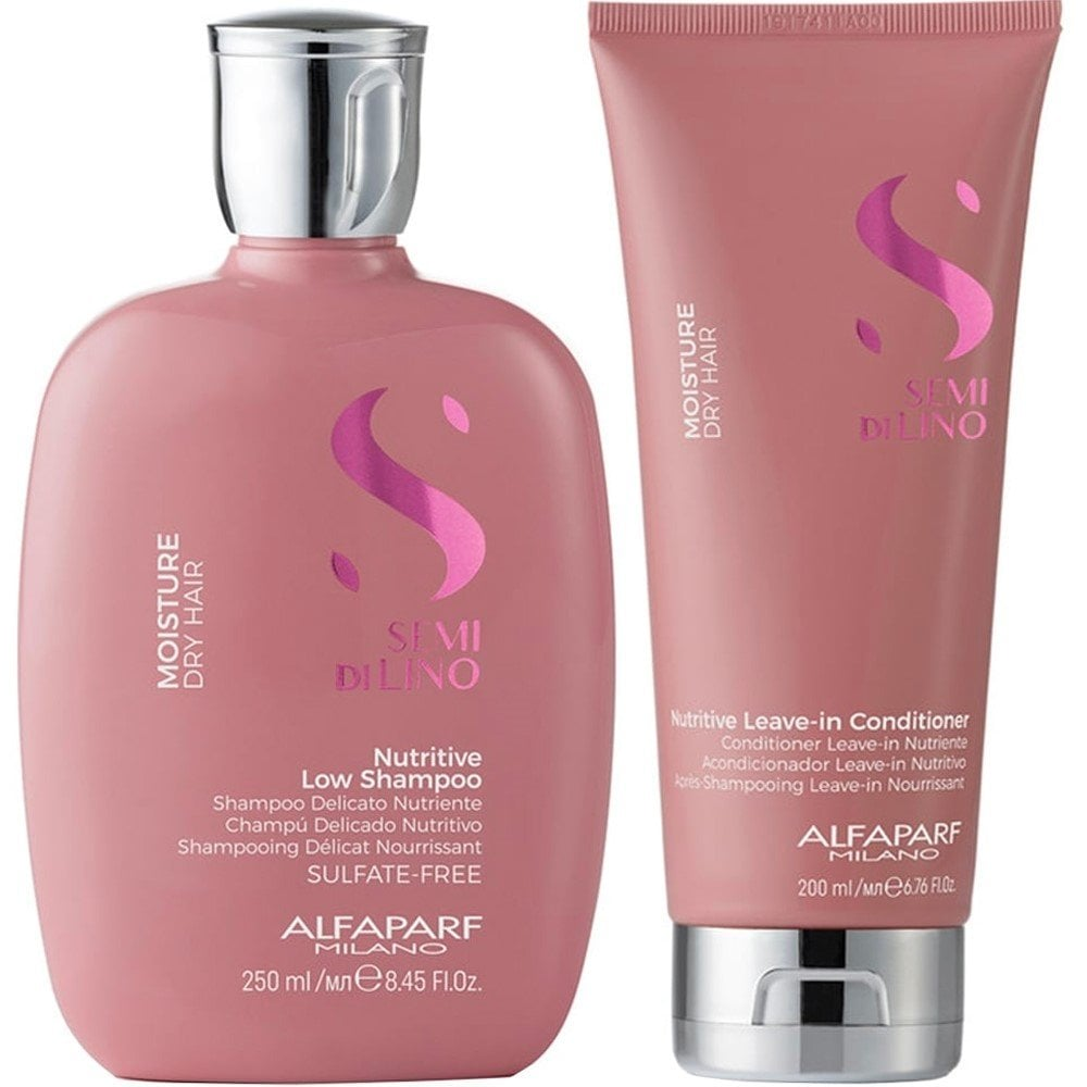 Semi Di Lino Moisture Nutritive Shampoo & Conditioner (DRY HAIR) Image