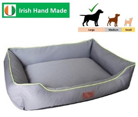 Beddies Waterproof Lounger Char/Lime L/XL   Image
