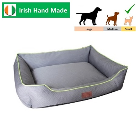 Beddies Waterproof Lounger Char/Lime S/M    Image