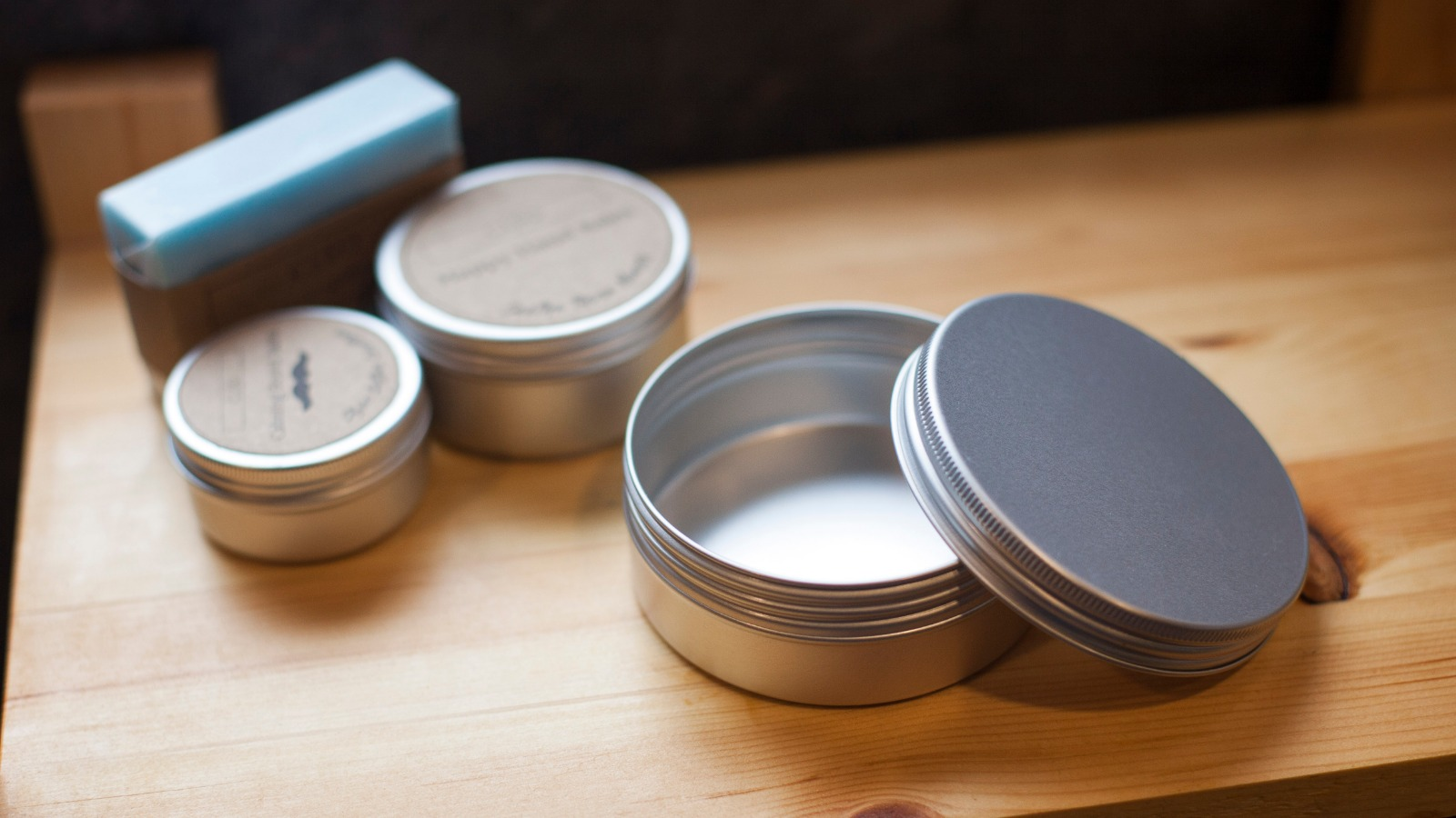 Storage Tin Image
