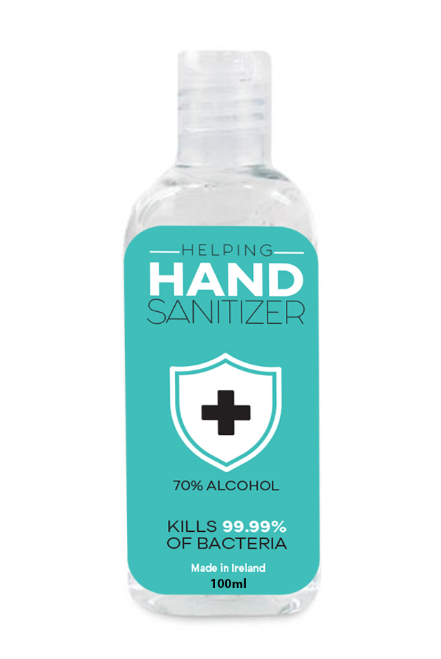 Box of 48 x 100ml Hand Sanitizer Image