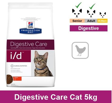 4663 Prescription Diet™ i/d™ Feline 5kg Image