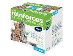 Viyo Reinforce All Ages Cat (Qty 1 x (7 x 30ml)) Image
