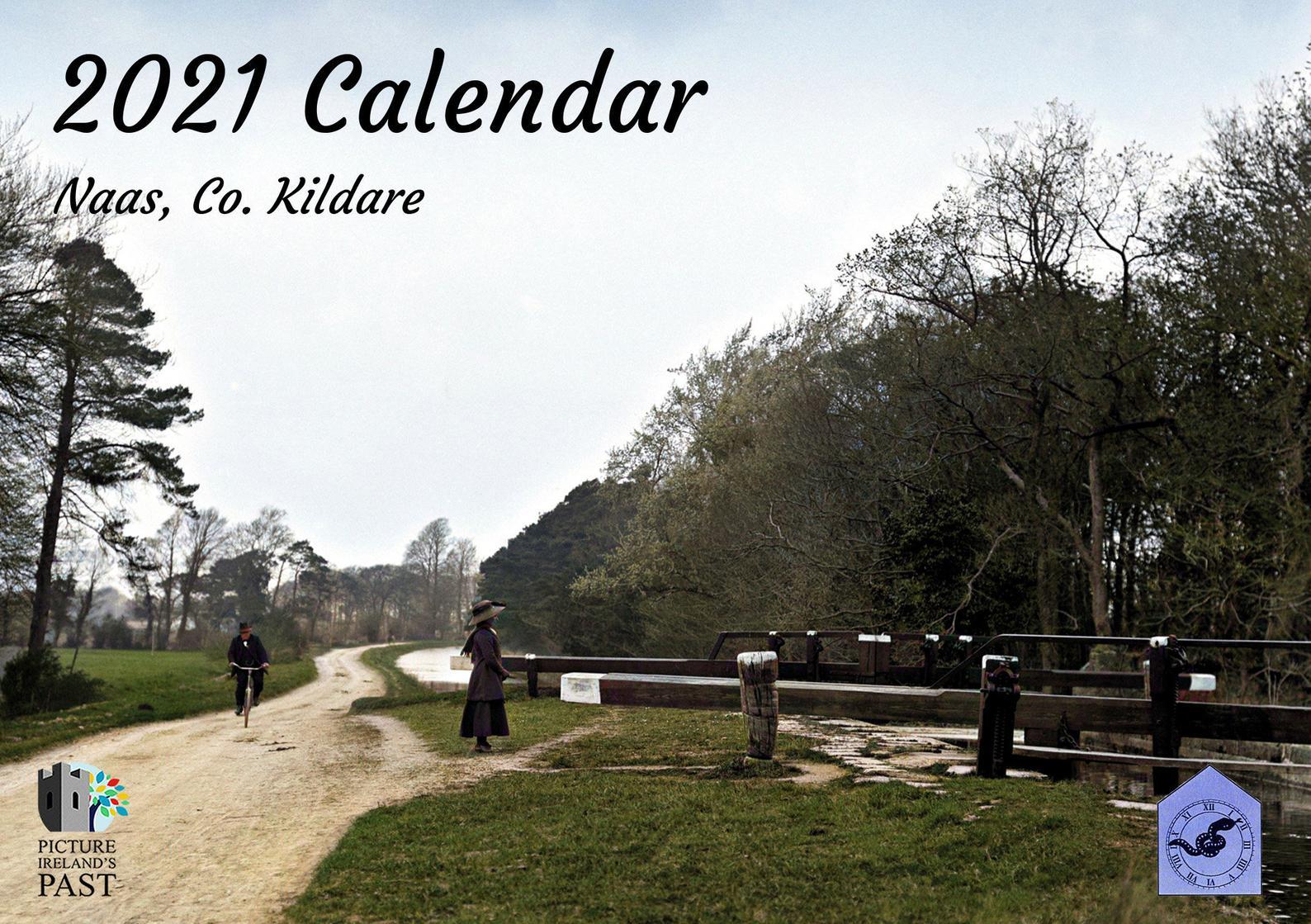 2021 Naas desk calendar Image
