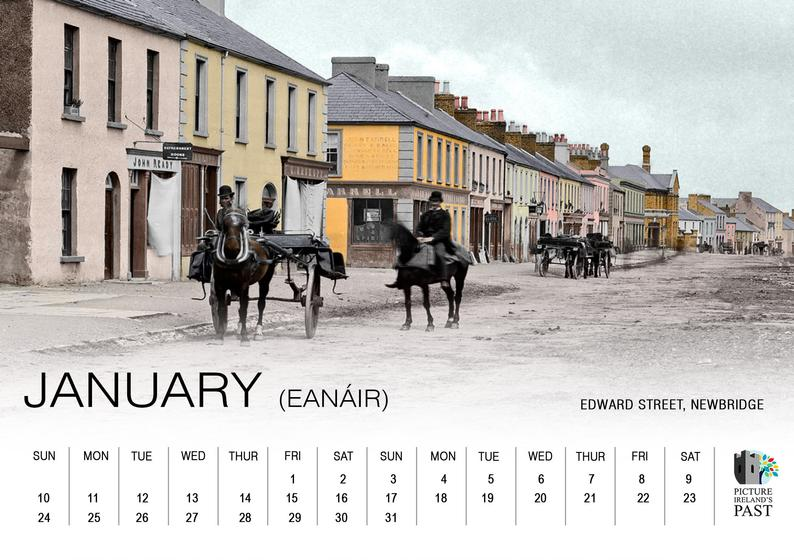 2021 Newbridge desk calendar Image