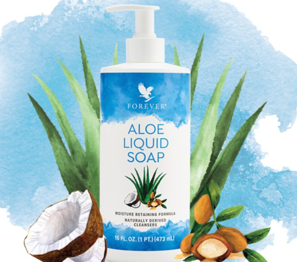 ALOE LIQUID SOAP **NEW** Image