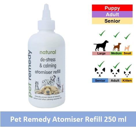 Pet Remedy Refill for Atomiser 250ml Image