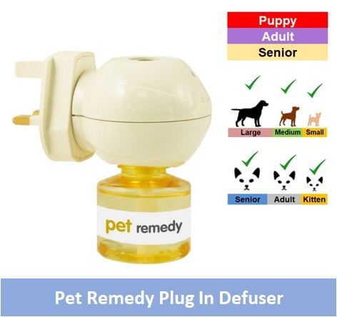 Pet Remedy Plug In Diffuser Image