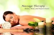 Back, neck & shoulder massage Image