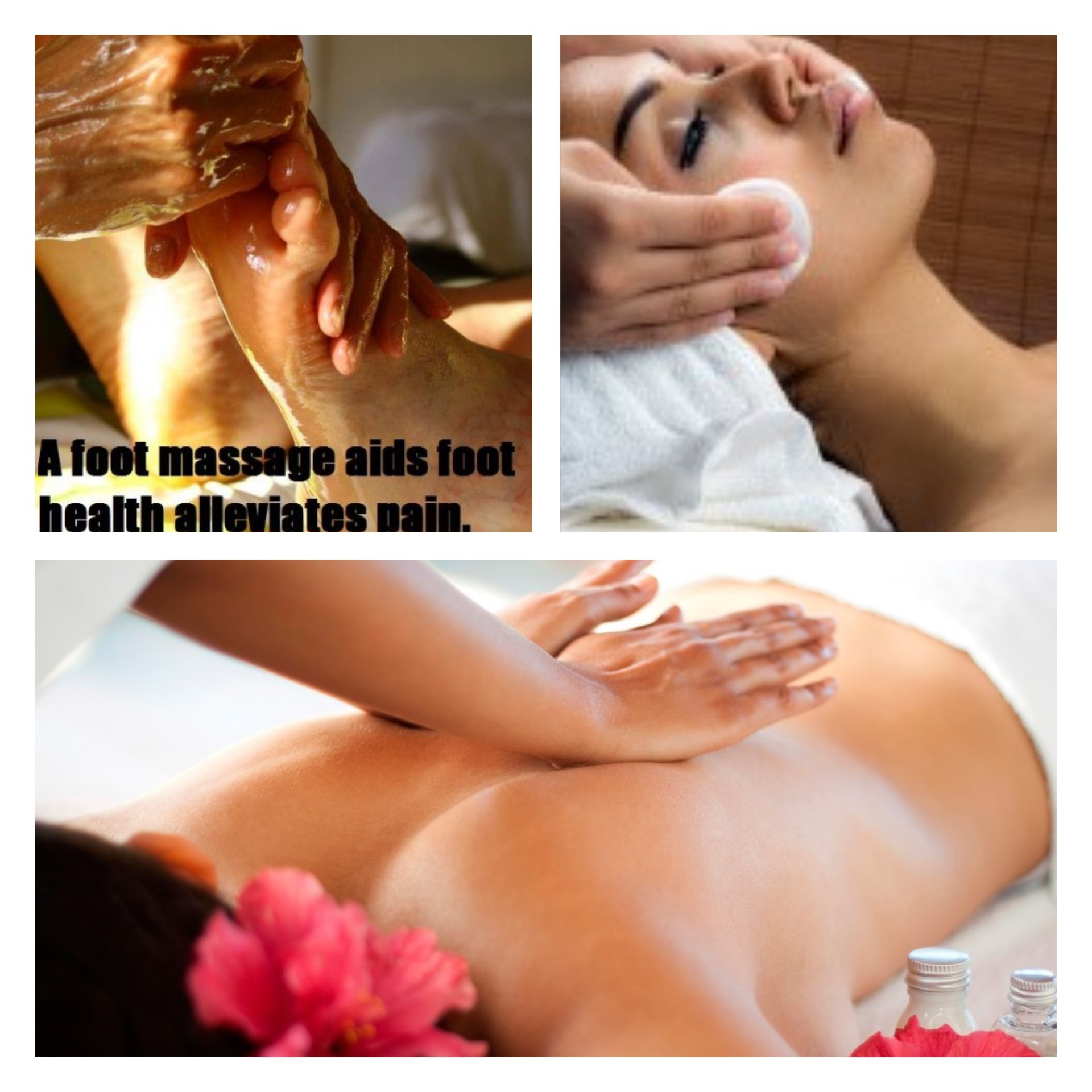 Pamper Package With Deluxe Facial Image