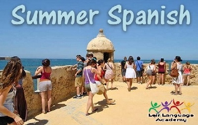 Spanish in Spain Image