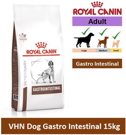 28319RC VHN CANINE GastroIntestinal 15KG Image