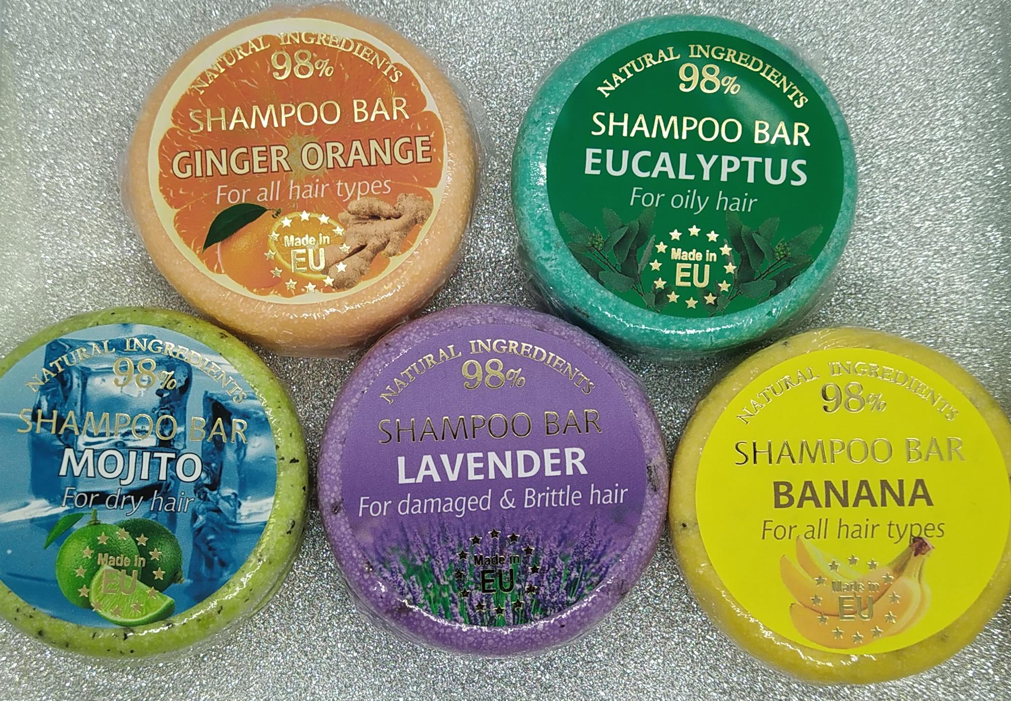 Shampoo Bar Image