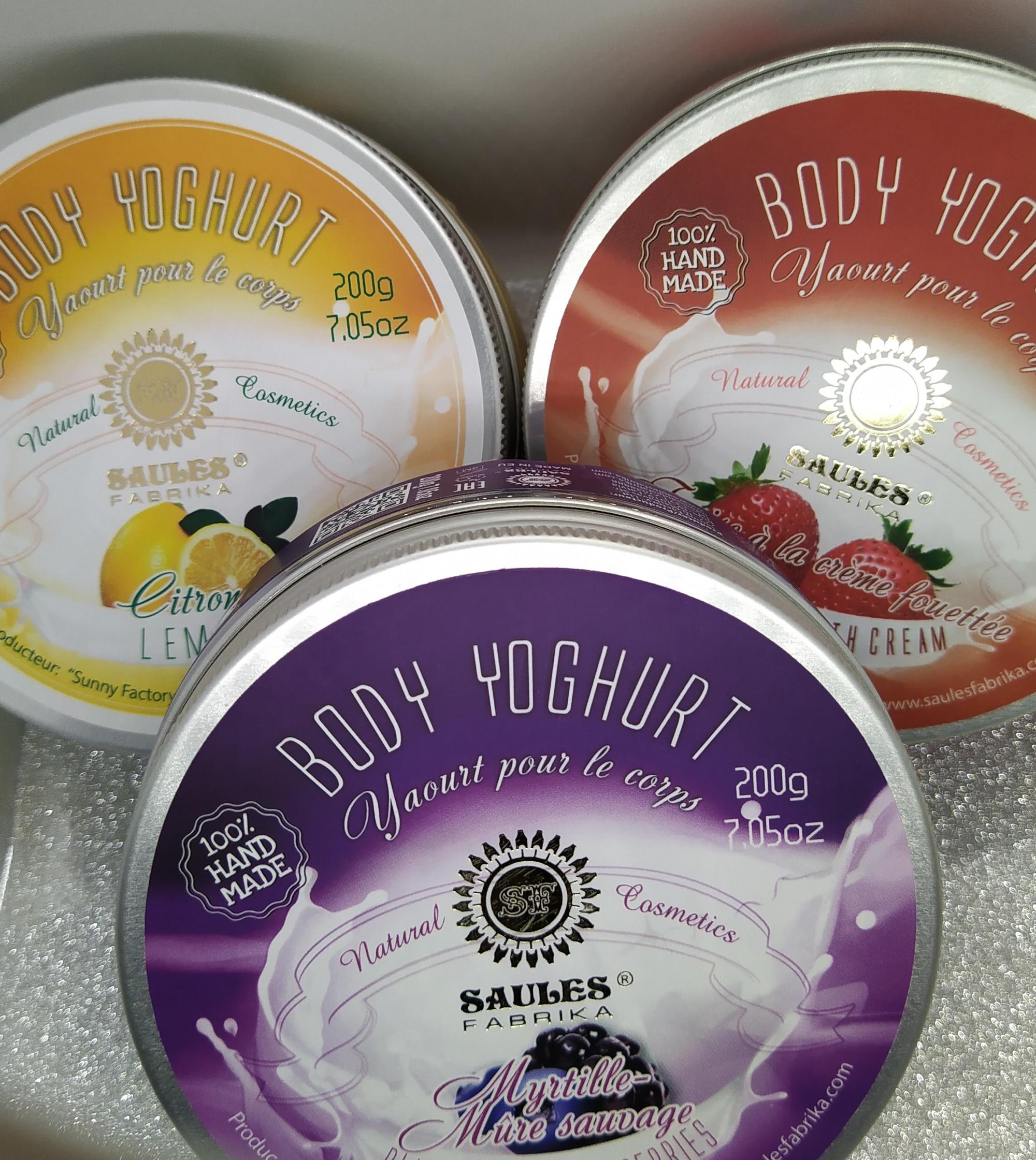 Body Yoghurt Image