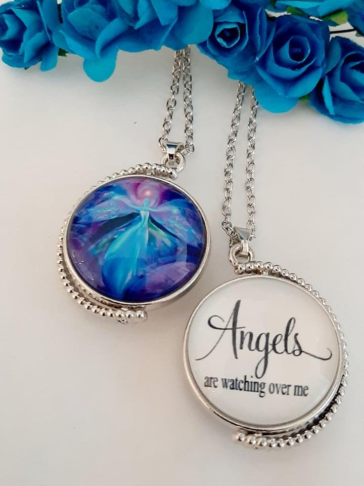 Angel Rotation Pendant  Image