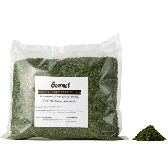 Go Gourmet Dried Premium Parsley Image