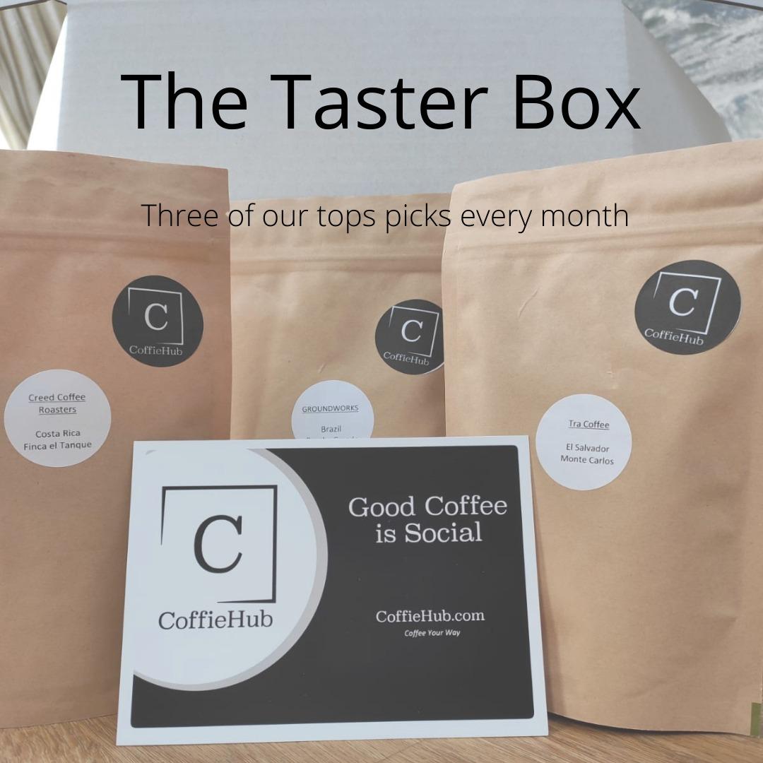 Taster Box Image
