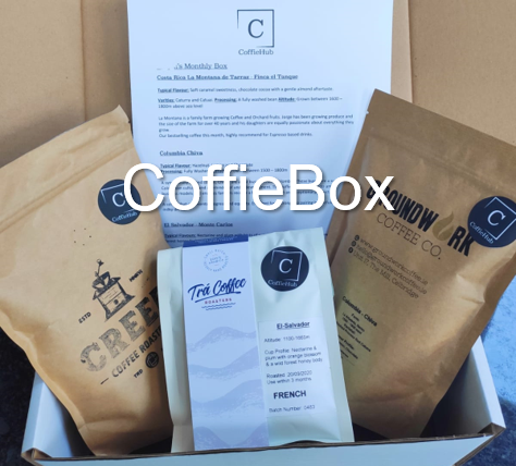 CoffieBox  3 months Image