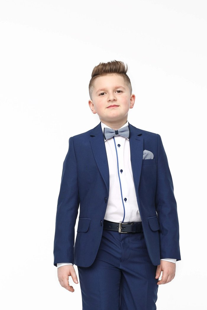 Diego Boy's 3 Piece Communion Suit Image