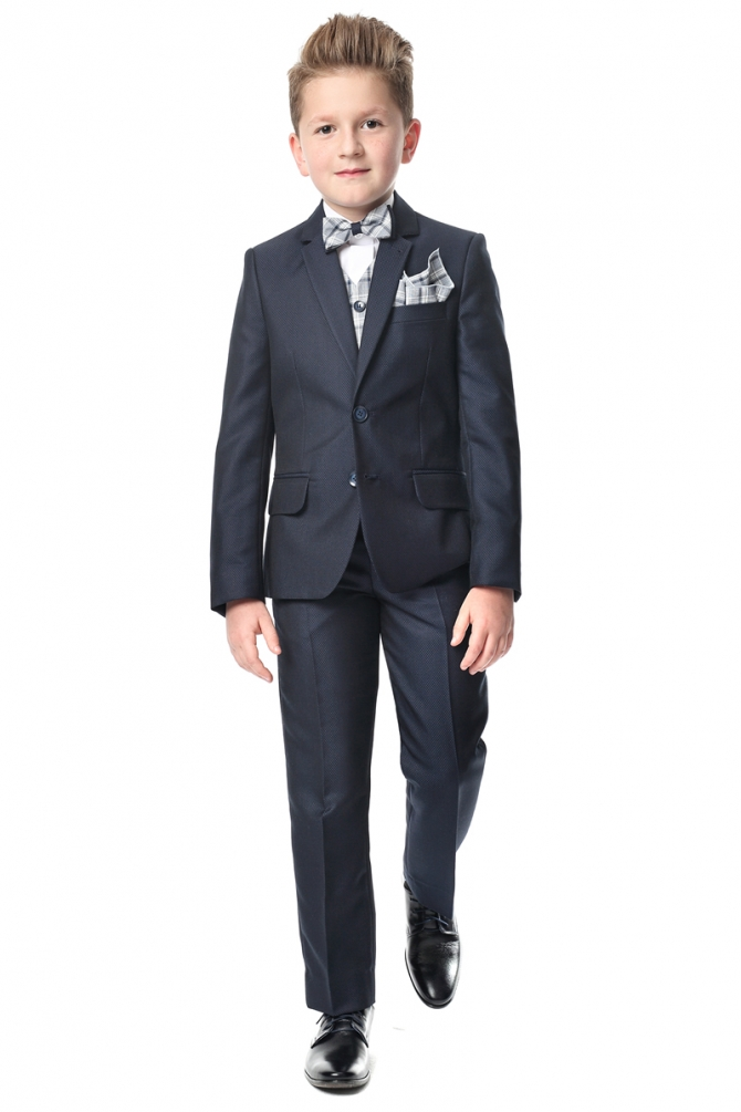 Enzo Boys Communion Suit by Standar Formal Wear Image