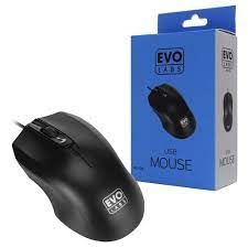 evo labs wired mouse Image