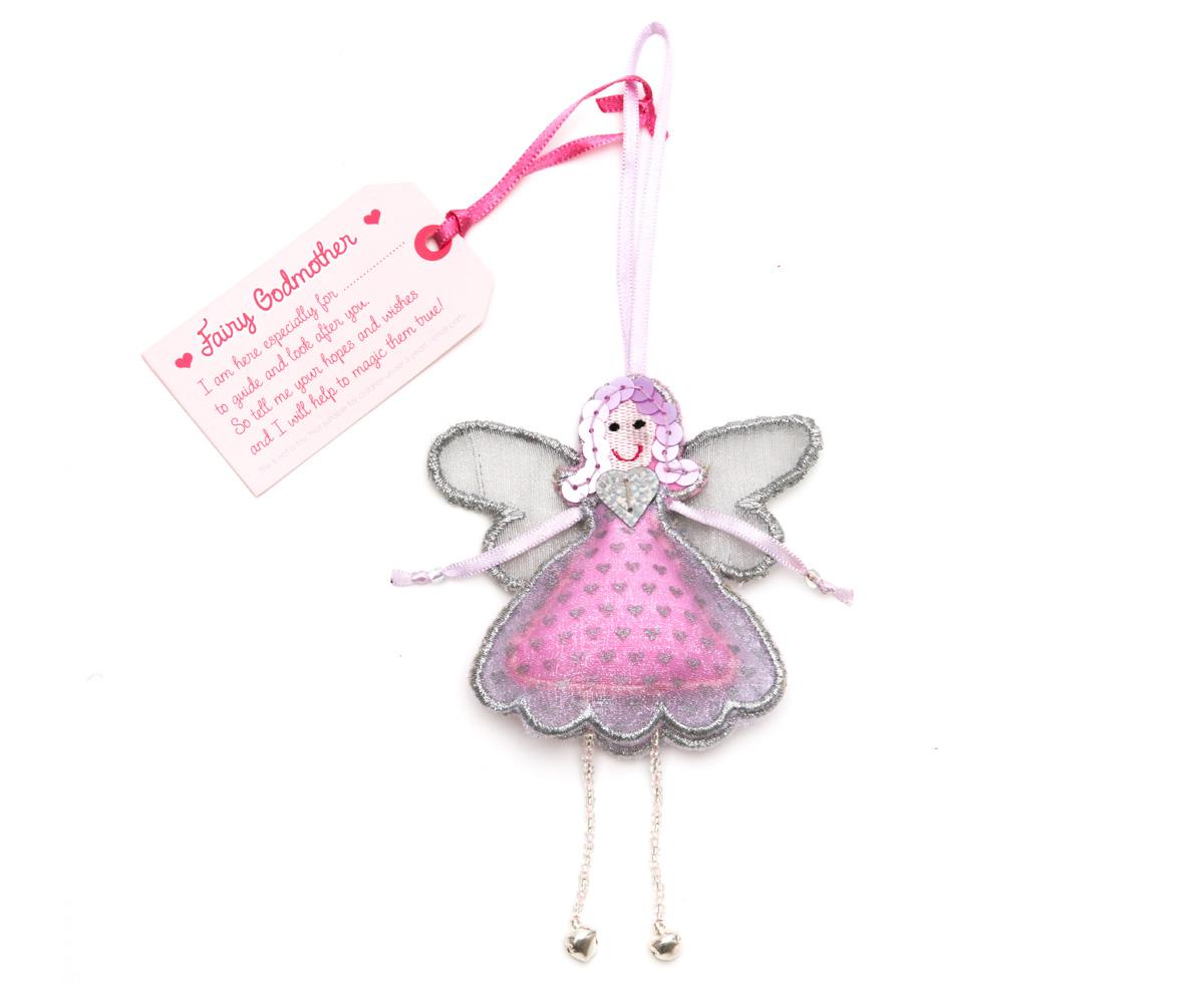 Fairy Godmother Fairy Decoration Image