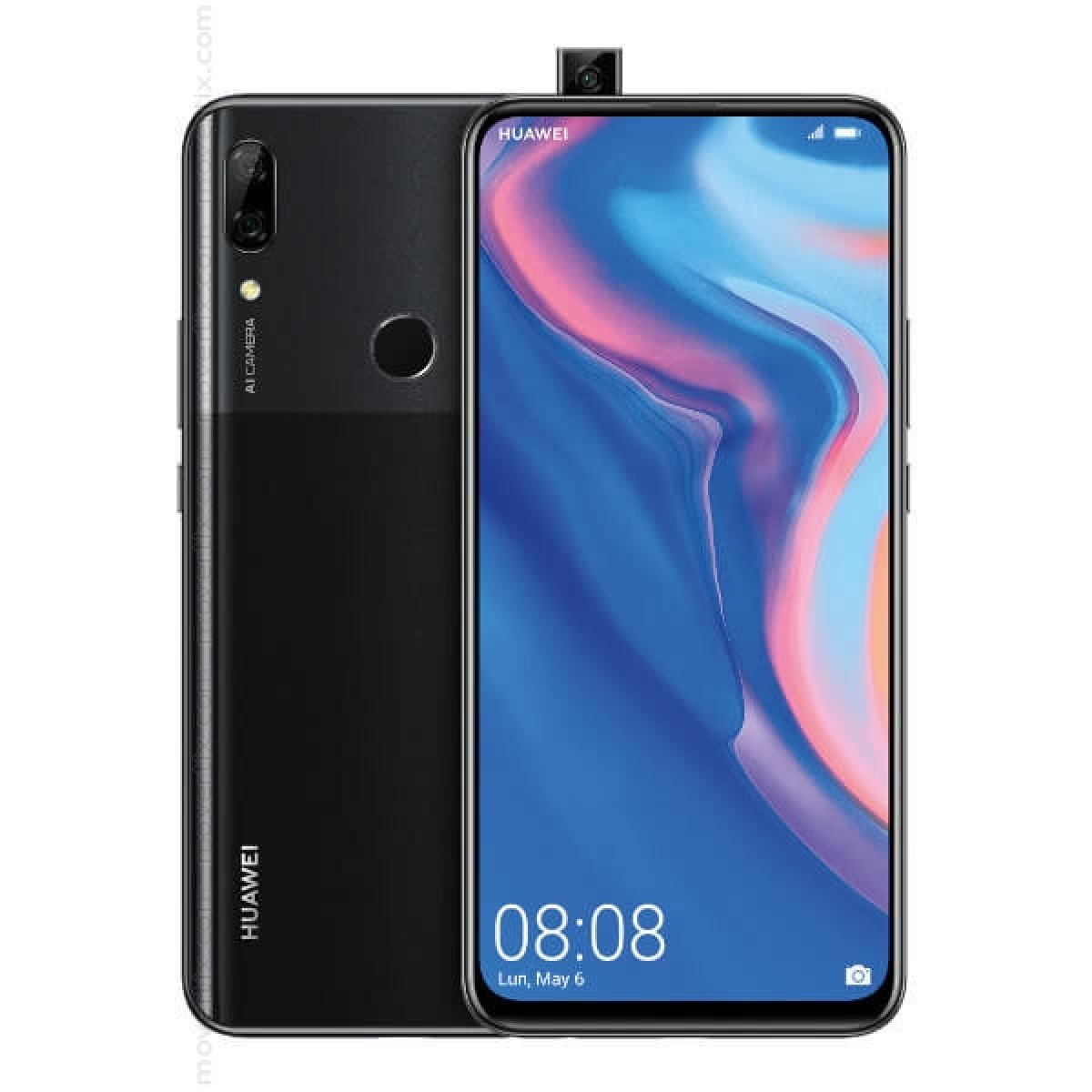 Huawei psmartZ Midnight Black 64GB Image