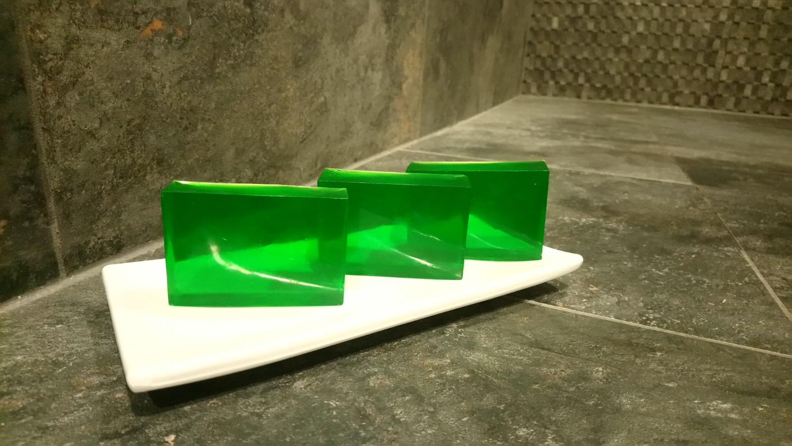 Emerald Isle Soap Image