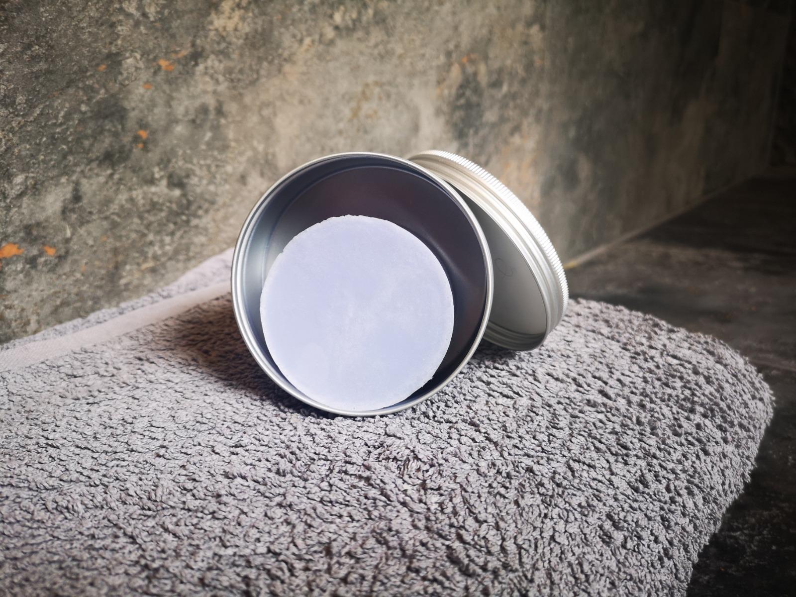 Geranium & Lavender Shampoo Bar Image