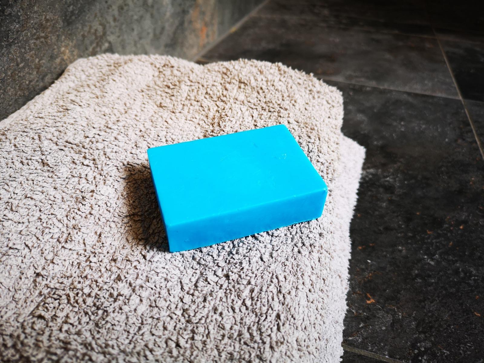 Man Power Soap Image