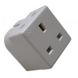 GSM Double Plug Adapter Image