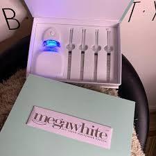 MegaWhite Teeth Whitening kit Image