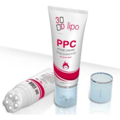 3D Lipo PPC Active Cream Image