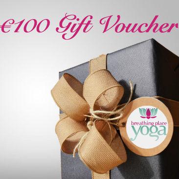 €100 Gift Voucher Image