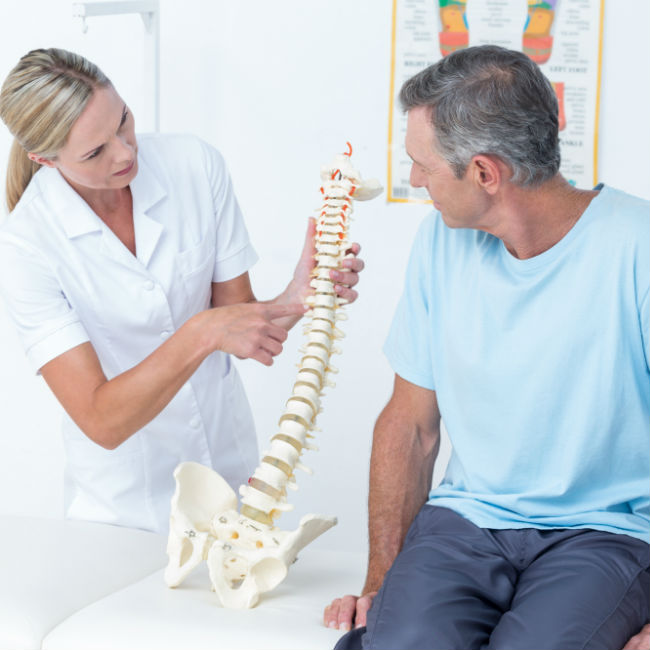 Physical Therapy Consultation Image