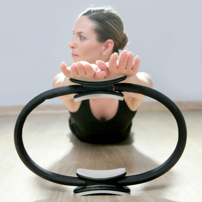 Online Pilates Mat Evening Class Image