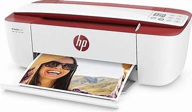 HP DeskJet 3764 All-in-One Printer Image