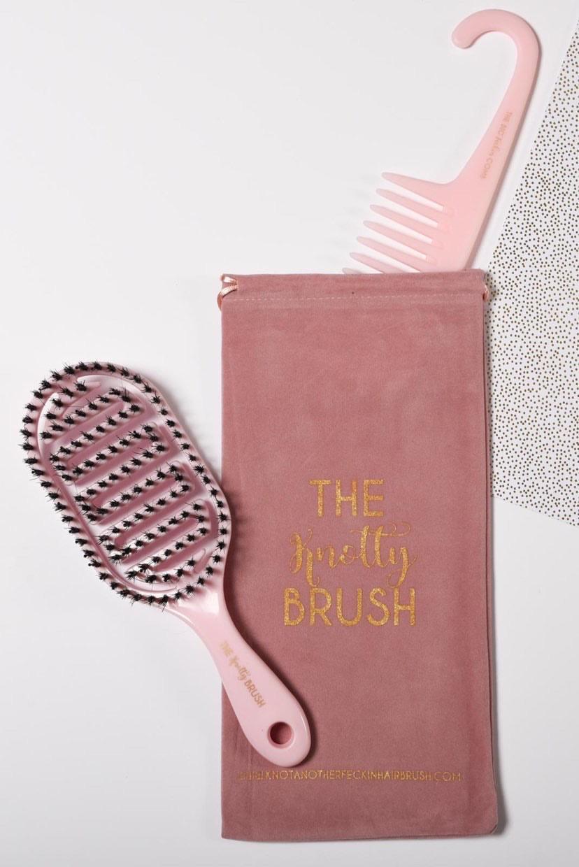 The Knotty Brush Duo Set Image