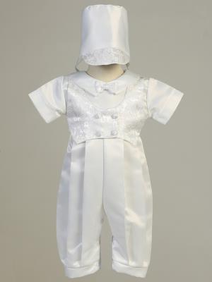 Jackson Boy's Christening Outfit Image