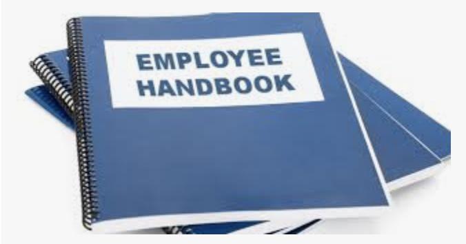 Staff Handbook Review Image