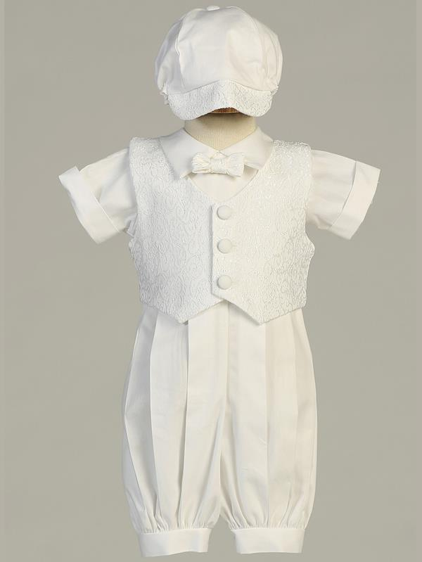 Allen Boys Christening Outfit Image