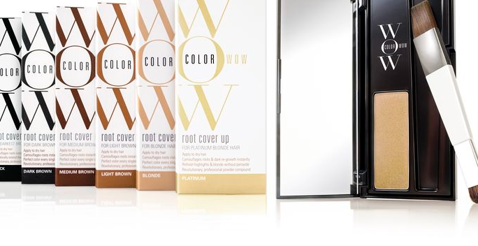 colorwow root cover up Image