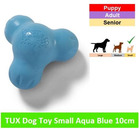 TUX SMALL - 10 cm * Aqua blue Image