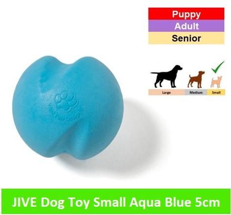 JIVE XS - 5 CM * Aqua blue Image