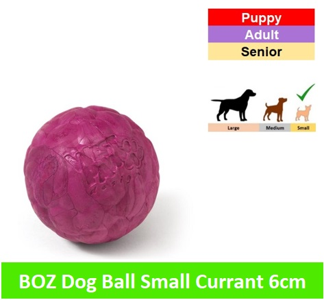 BOZ SMALL - 6 CM * Currant Image