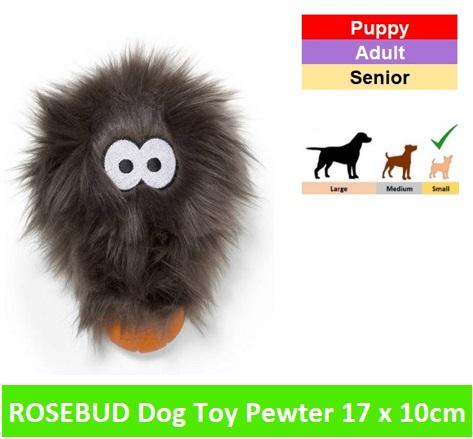 Rosebud - 17x10 cm * Pewter Fur Image